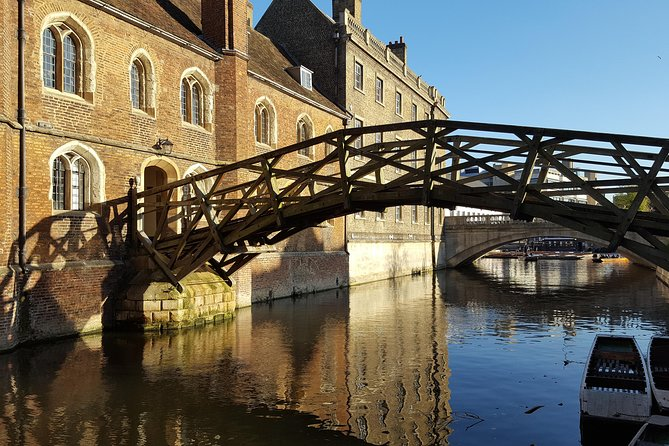 Guided Punting Tour Cambridge photo 15