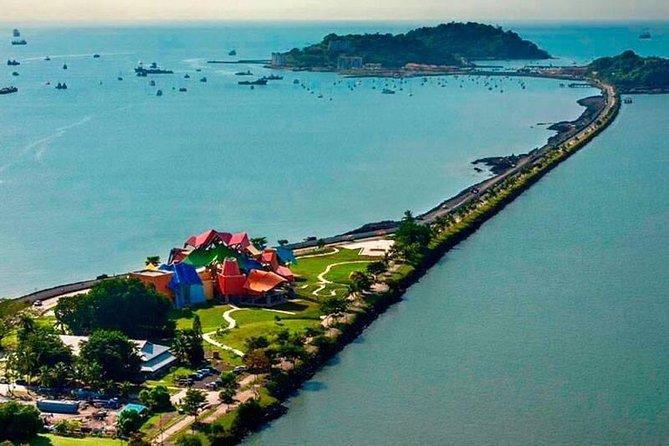 パナマ運河と都市観光ツアー