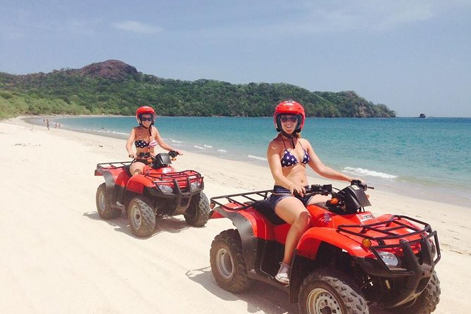ATV Tour and Surf Lesson from Playa Hermosa- Coco