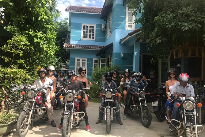 Real Easyrider Hoi An - Mountain - waterfall 1 day tour