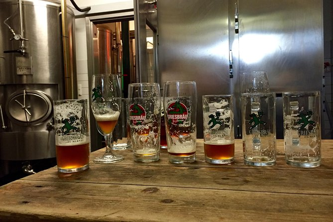 The World Famous Alpine Brewery Tour from Munich