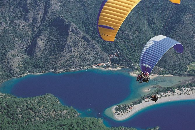 Oludeniz Boat Trip to Butterfly Valley and St Nicholas Island with Lunch