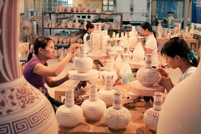 Private Tour - Bat Trang Handicraft Ceramic Villages from Hanoi