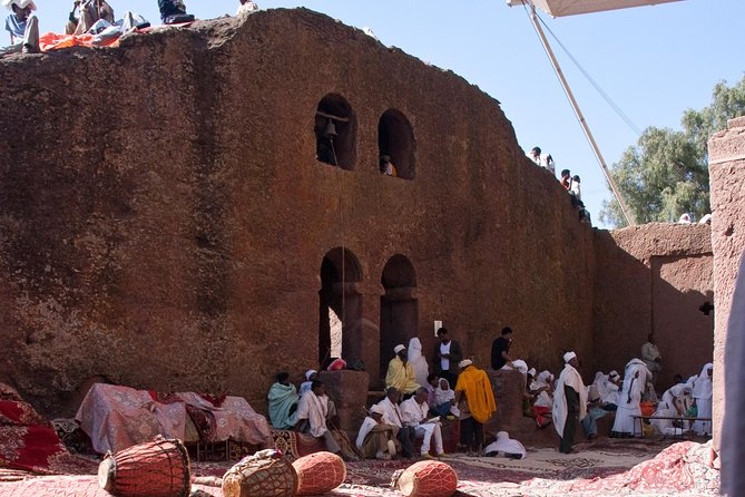 Lalibela Rock Churches Guided Tour