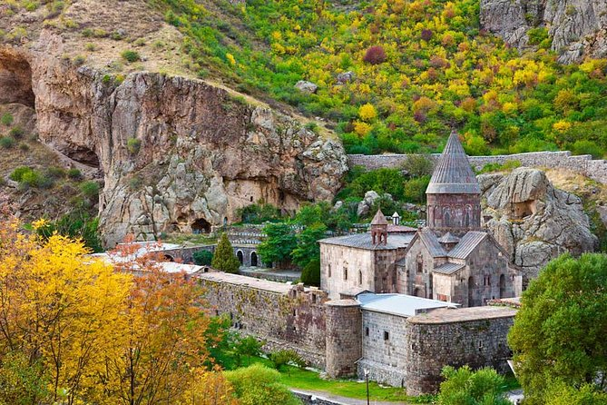 Group Tour: Garni pagan temple, Geghard monastery, Lake Sevan, Sevanavank