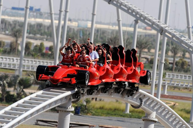 Private Abu Dhabi City Tour with Ferrari World photo 2
