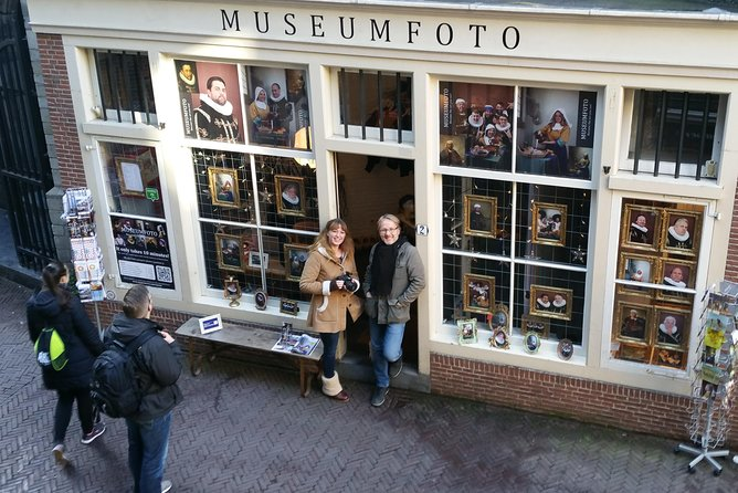 Become a Dutch Art Piece Photo Shoot in Amsterdam