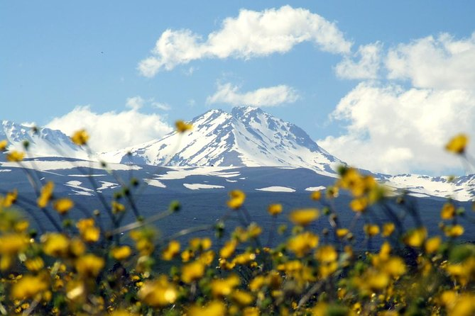Group Tour: Amberd, Aragats-LakeKari, Alphabet Alley, Saghmosavank, master class