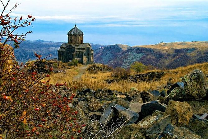 Private tour to Aragats-Lake Kari - Armenian Alphabet Monument - Amberd fortress