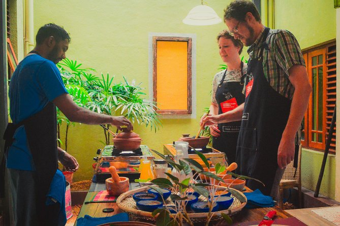 Vegan Cooking Class Colombo with Market Tour