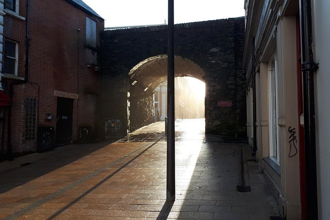 Derry Walls Private Walking Tour