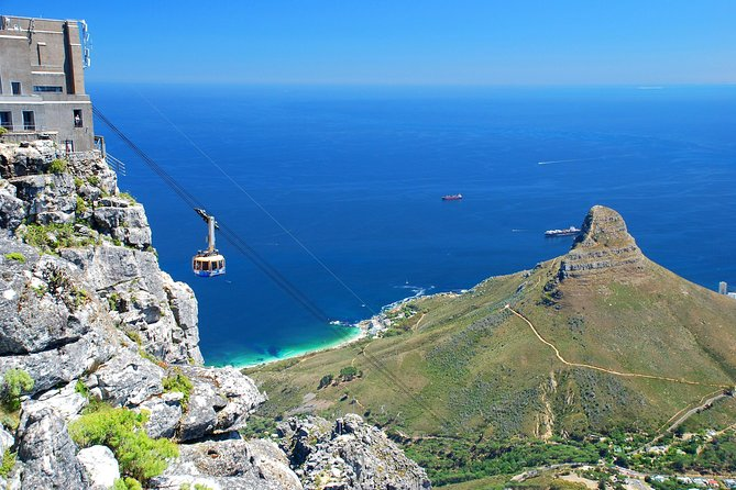 Excursão programada: Excursão compartilhada pela Montanha da Mesa, pinguins e Cape Point saindo da Cidade do Cabo