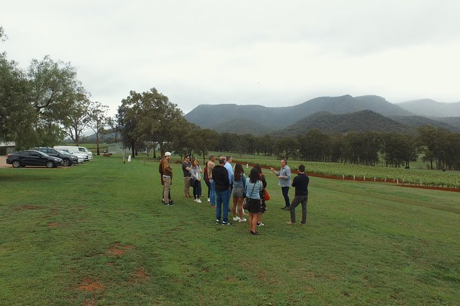 Hunter valley private guided tours