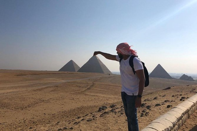 Guided Tour to Giza Pyramids, Sphinx, Sakkara, and Memphis photo 15
