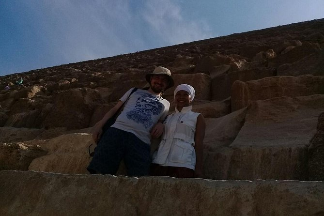 Guided Tour to Giza Pyramids, Sphinx, Sakkara, and Memphis photo 8