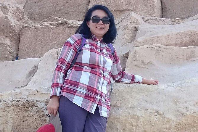 Guided Tour to Giza Pyramids, Sphinx, Sakkara, and Memphis photo 9