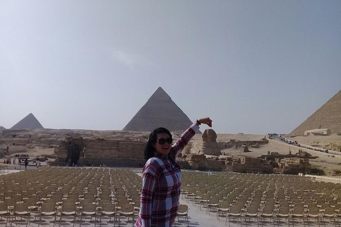 Guided Tour to Giza Pyramids, Sphinx, Sakkara, and Memphis photo 14