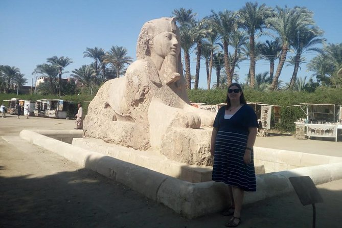 Guided Tour to Giza Pyramids, Sphinx, Sakkara, and Memphis photo 10