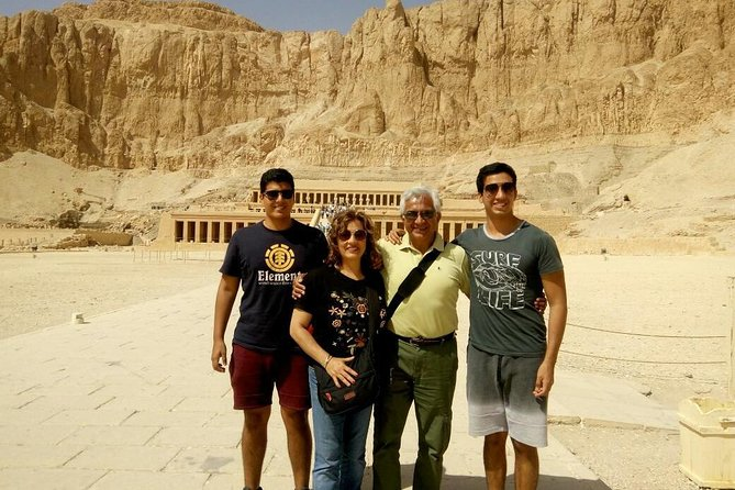 4-hours Valley of the Kings , Hatshepsut Temple Day tour in Luxor