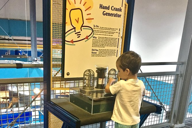 Skip the Line: IMAG History and Science Center Admission Ticket