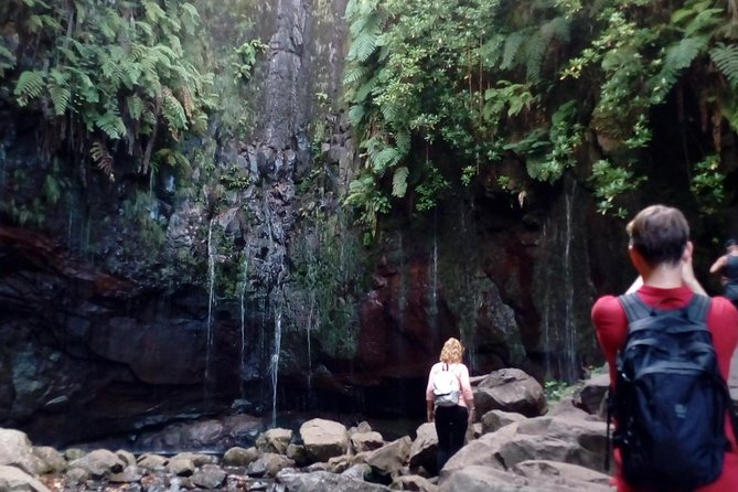 25 Fountains Waterfalls Private Guided Levada Walk