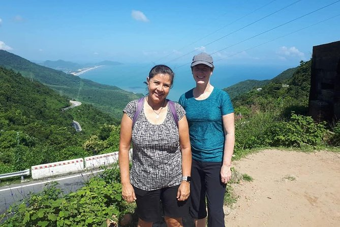 MARBLE MOUNTAIN, MONKEY MOUNTAIN & HAI VAN PASS from HOTELS in DA NANG or HOI AN
