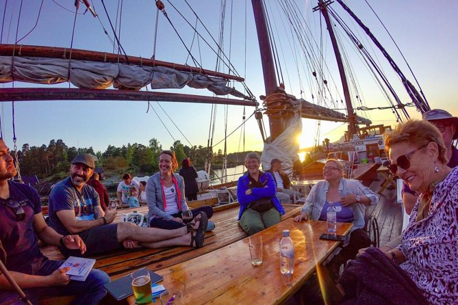 Oslo Fjord By Boat With Buffet & Norwegian Beer Tasting