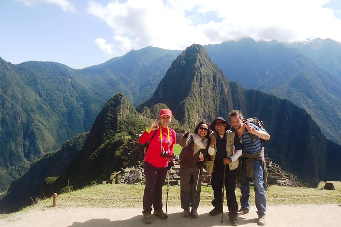 Private and Flexible guided Tour of Machupicchu: 2.5 hours