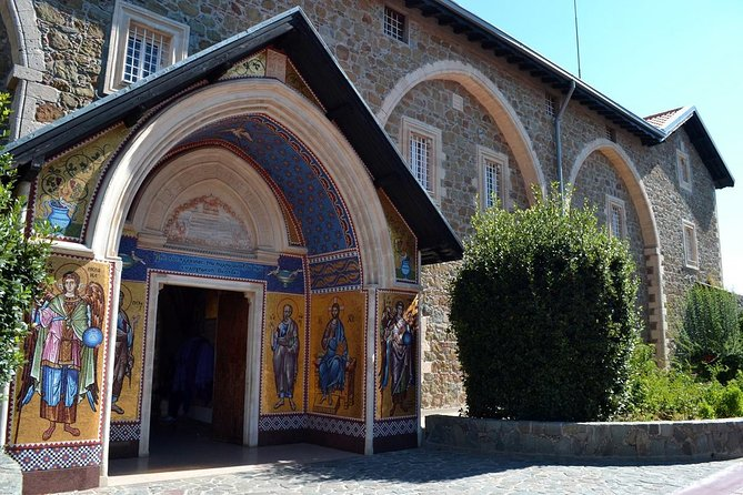 Troodos and Kykkos Day Tour from Paphos