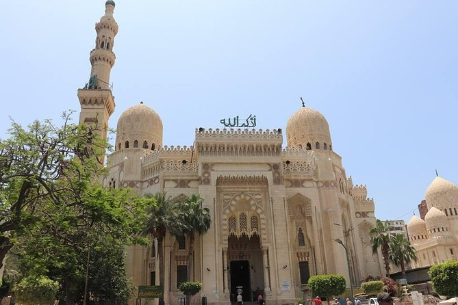 10-hours private tours Alexandria from Cairo or Giza hotels