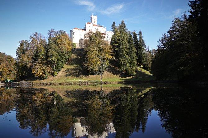 Full-Day Varaždin and Trakošćan Castle Tour from Zagreb