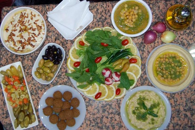 local oriental food tour from cairo or giza hotels