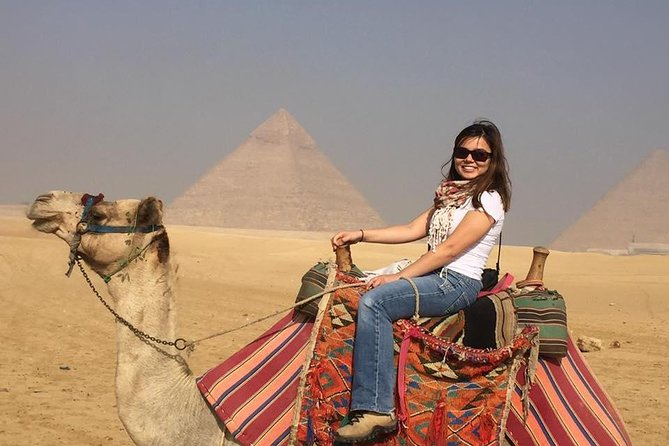 Giza Pyramids Tour and Coptic Cairo from cairo or giza hotels