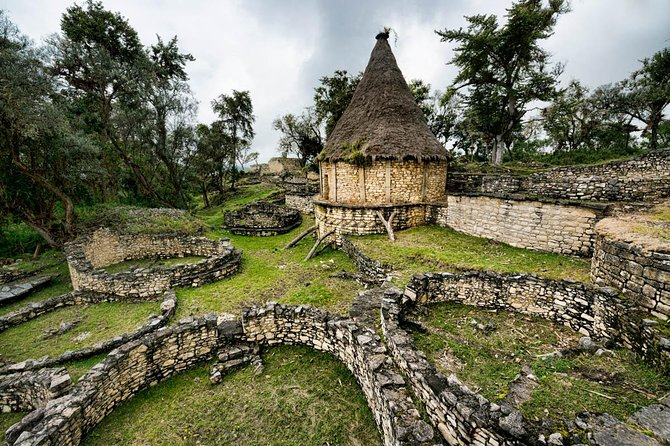 Kuelap Ancient Fortress Day Trip by Cable Car from Chachapoyas