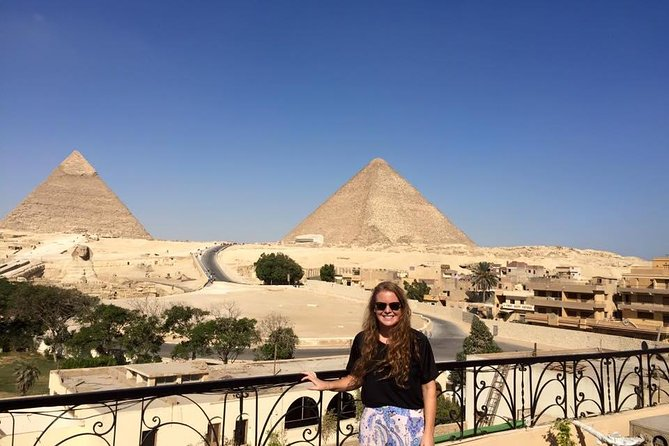 private day tour 8 hour full day Giza pyramids and Cairo museum