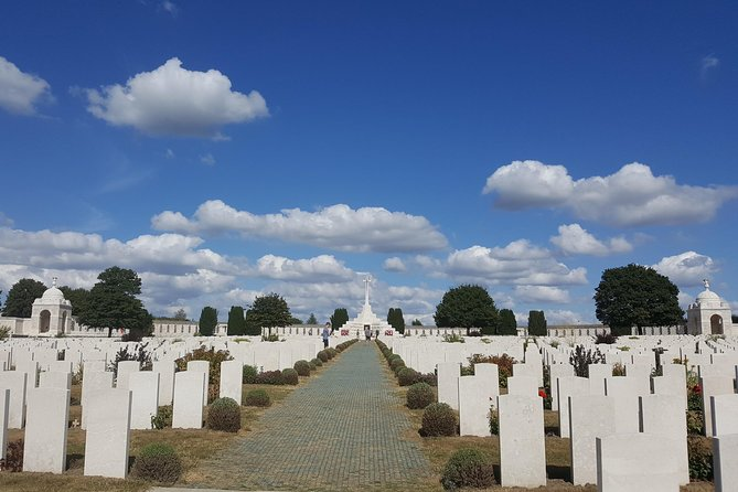 Private New Zealand Battlefield Tour in Flanders from Brussels