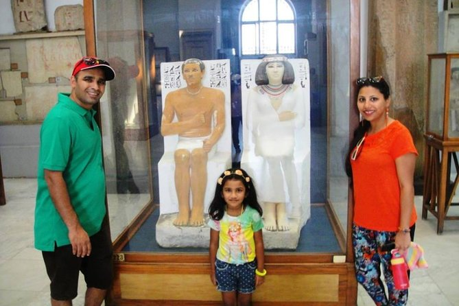 Egyptian Museum Tours from cairo and giza hotels