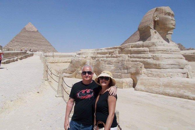 Half Day tour to Giza Pyramids with Camel Riding photo 8