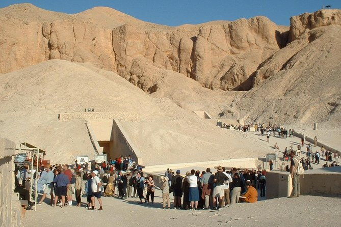 Luxor Full Day Tour: Valley of Kings & Queens - Hatchepsut Temples And More