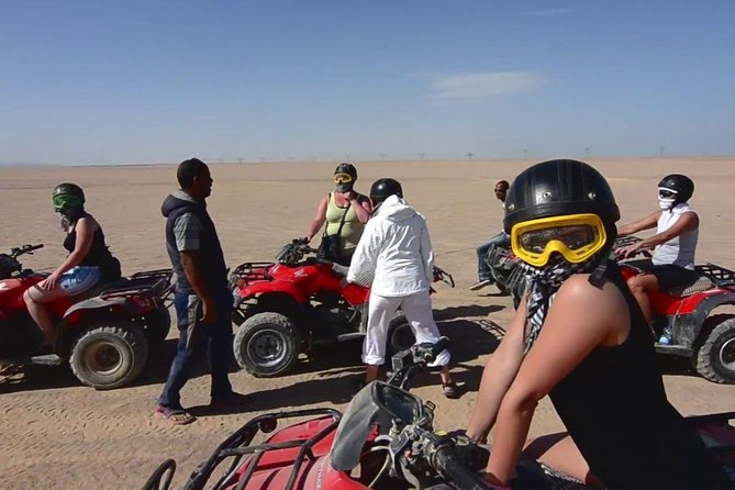 sunset Quad Bike and Bedouin dinner Tours in Hurghada
