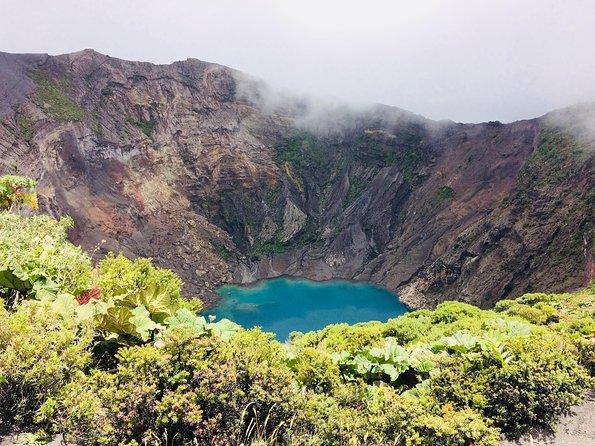 Full-day Cartago Ruins, Irazú Volcano and Sarapiquí River Cruise From San Jose