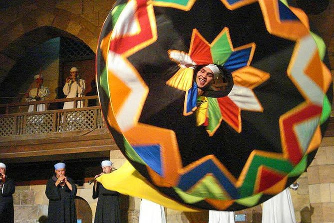suffi dance Folk Night Show at Islamic Cairo from Cairo or Giza photo 4