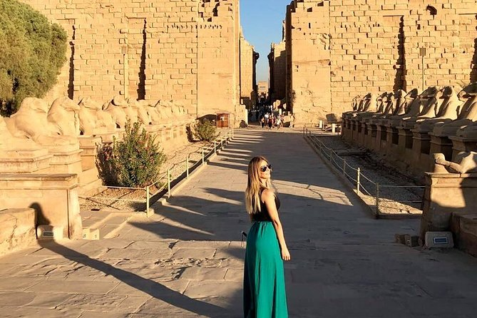 guide private trip to Karnak and Luxor Temples from luxor hotels or Nile cruise