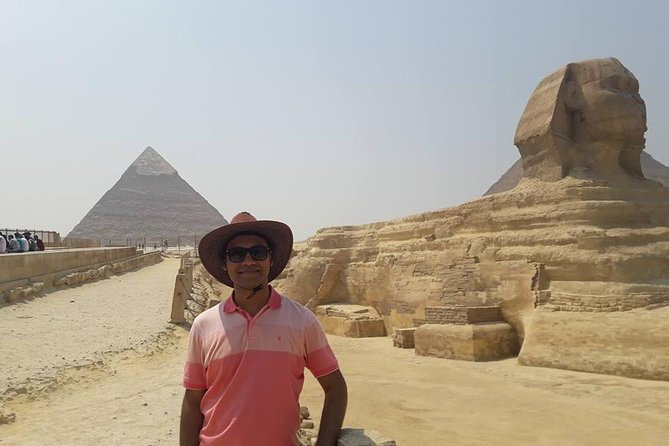 Full Day Giza Pyramids sphinx and Cairo Tours photo 4