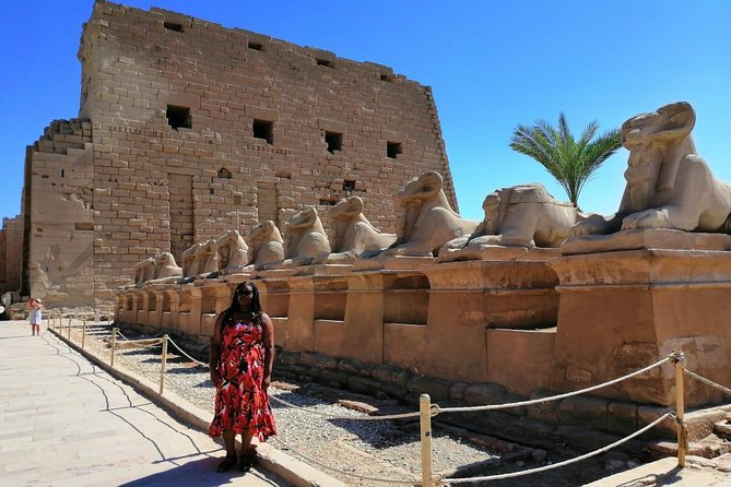 Over day trip Luxor East and West bank from Hurghada hotel