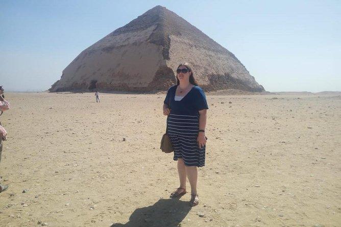 Giza pyramids ,sakkara ,memephis & Dahshur & local bazaars tours