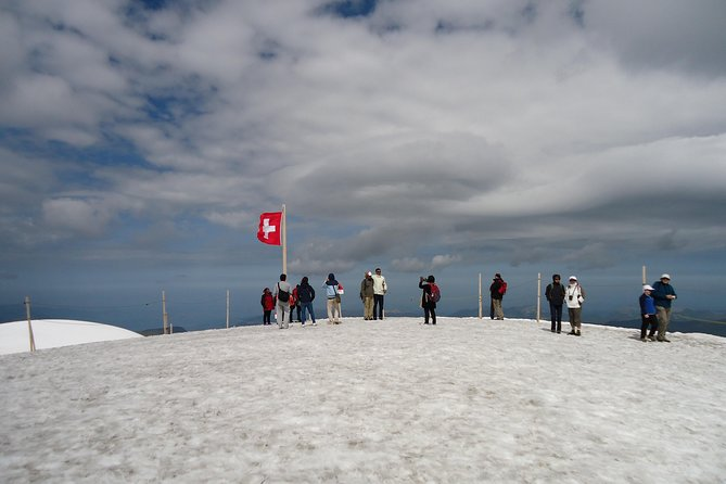 Jungfraujoch Top of Europe Private Tour from Bern