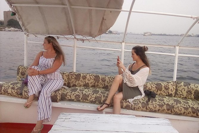 felucca ride with local market and traditional lunch day tour