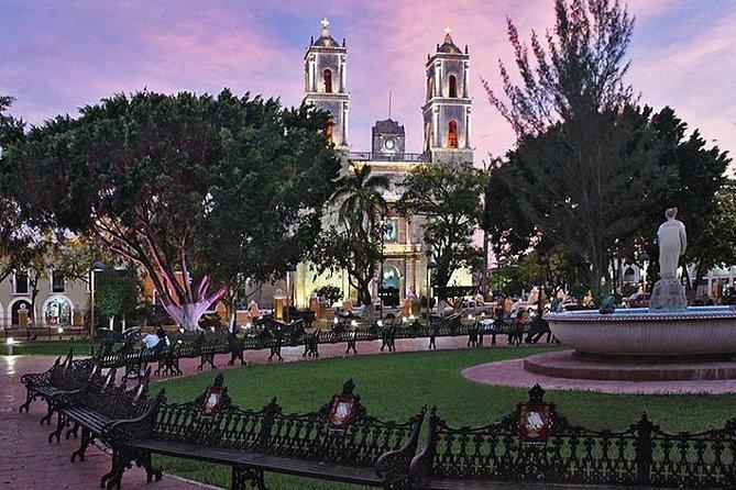 Chichen Itza Tour with Catamaran To Isla Mujeres