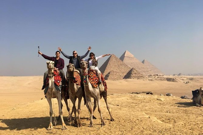 camel or horse Ride in Desert any time from Cairo or Giza hotels photo 7